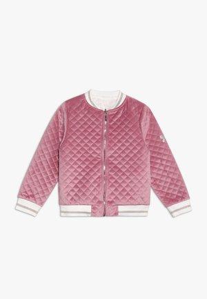 LOU - Winter jacket - vieux rose