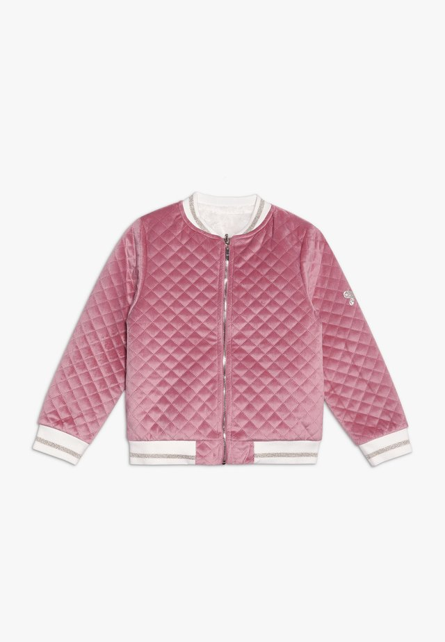 LOU - Winter jacket - vieux rose