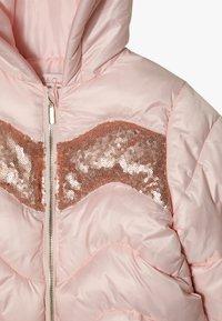 Lili Gaufrette - LEVEREST - Winter jacket - rose - 3