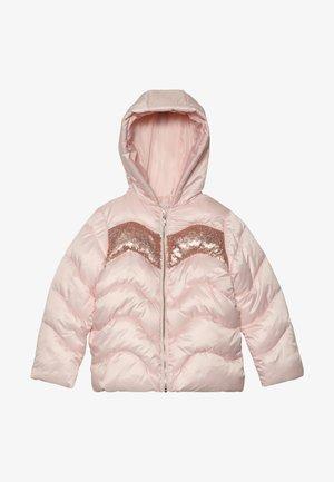 LEVEREST - Veste d'hiver - rose