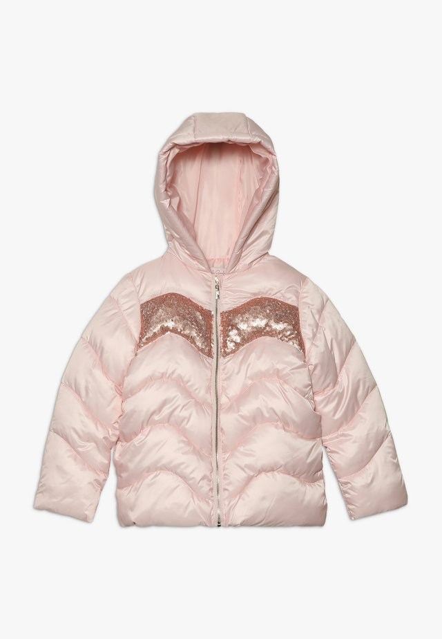 LEVEREST - Winter jacket - rose