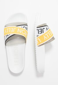 LEMON JELLY - MAISIE - Pantofle - white - 3