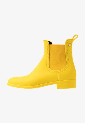 SPLASH  - Wellies - vibrant yellow
