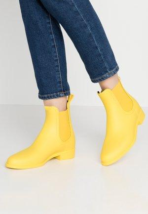 SPLASH  - Kumisaappaat - vibrant yellow