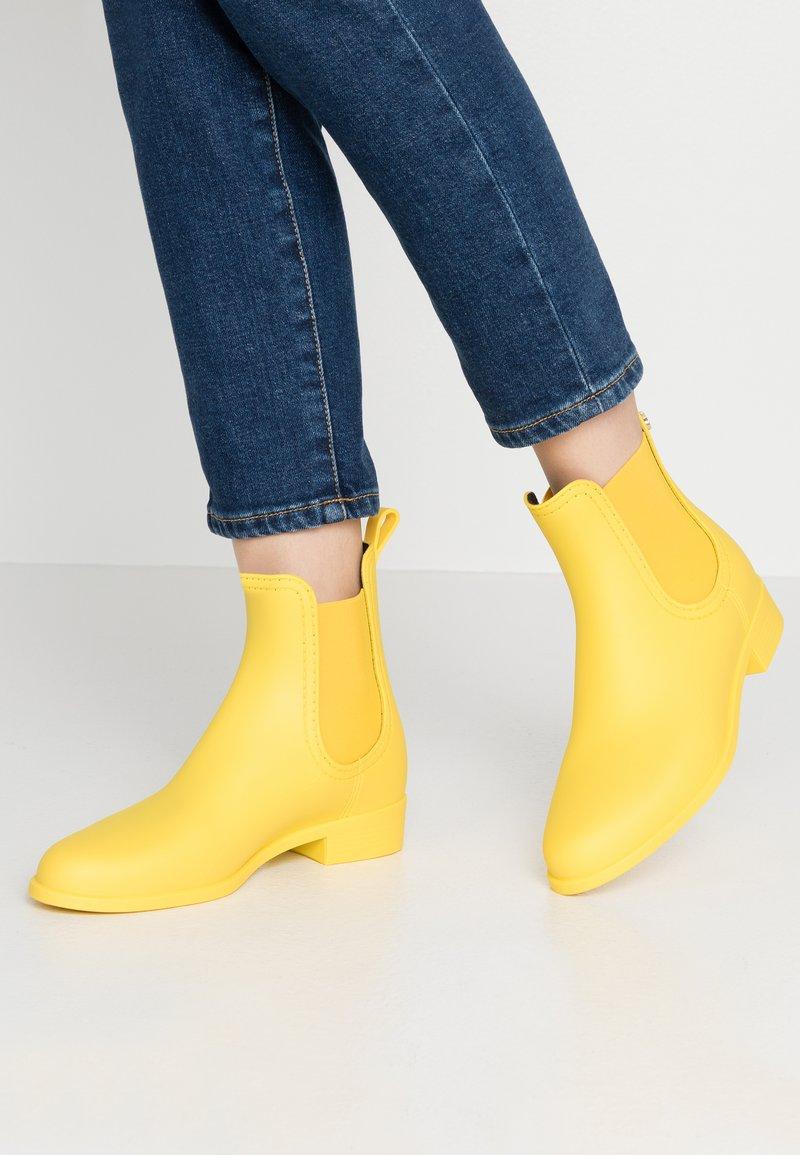 LEMON JELLY - SPLASH  - Wellies - vibrant yellow