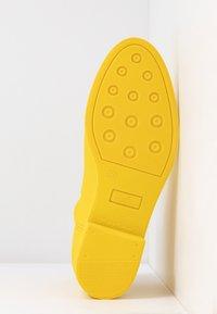 LEMON JELLY - SPLASH  - Wellies - vibrant yellow - 6