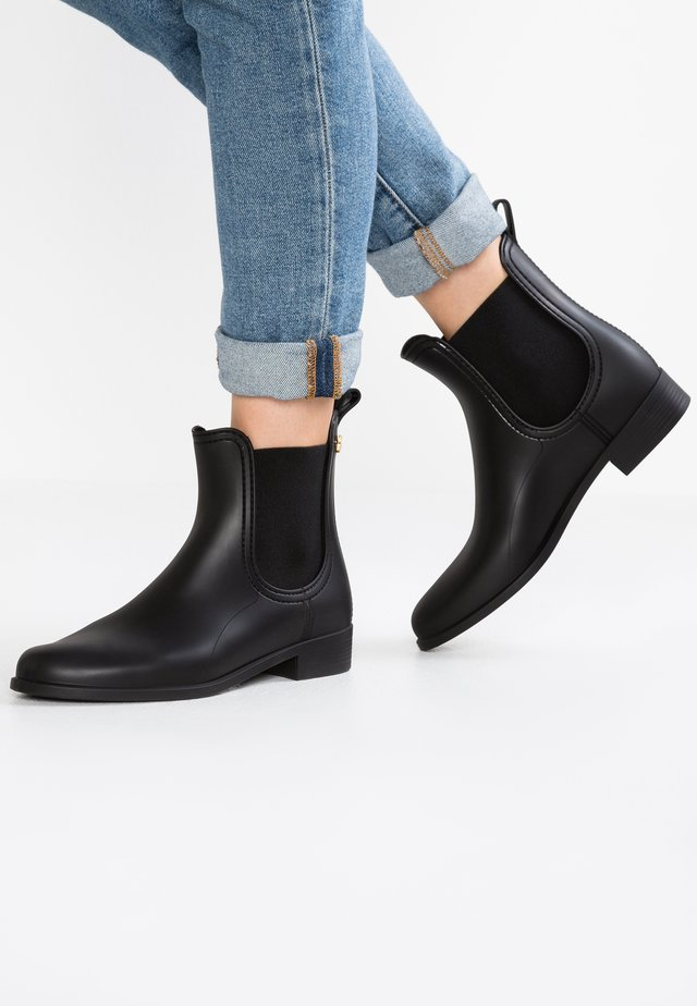 SPLASH  - Wellies - black