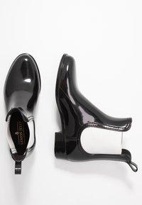 LEMON JELLY - PISA - Gummistøvler - black - 3