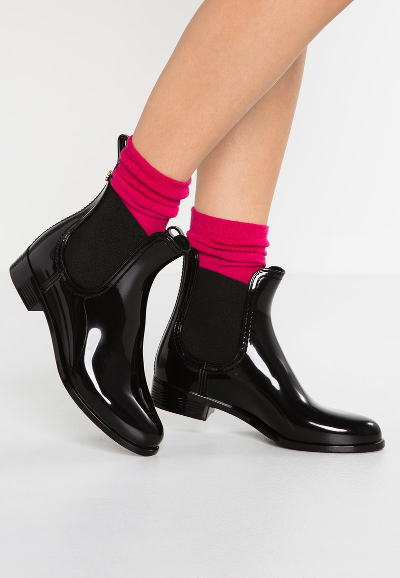 LEMON JELLY - COMFY - Wellies - black
