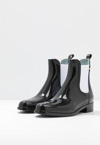 LEMON JELLY - BRISA - Botas de agua - black - 4