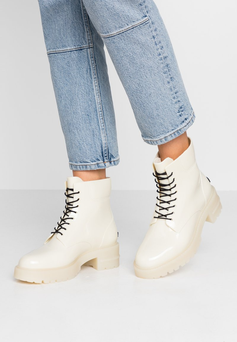 LEMON JELLY - CAILYN - Wellies - white