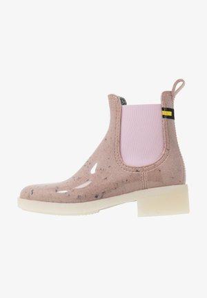 LAYLA - Stivali di gomma - rose