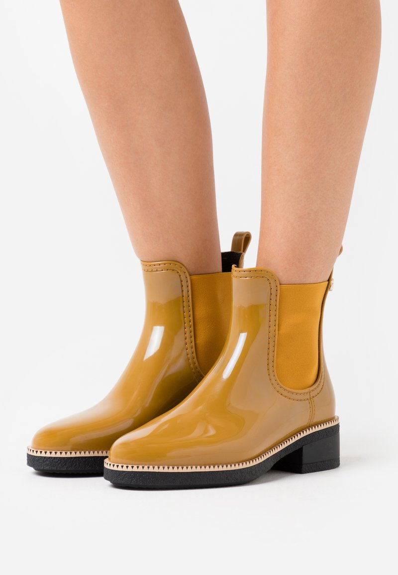 LEMON JELLY - AVA - Wellies - rusted gold