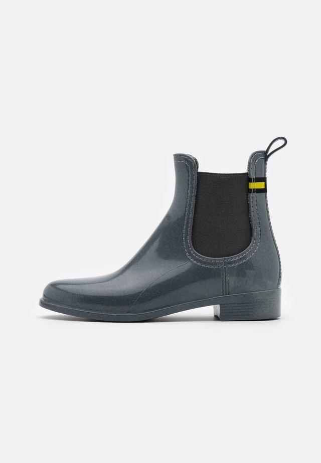 BRISA - Gummistøvler - mid grey