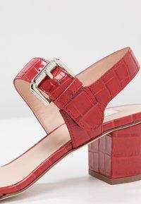 LK Bennett - PELHAM - Sandals - red - 2