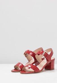 LK Bennett - PELHAM - Sandals - red - 4