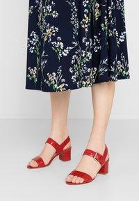 LK Bennett - PELHAM - Sandals - red - 0