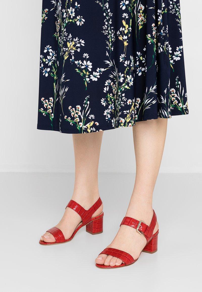 LK Bennett - PELHAM - Sandals - red