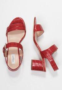 LK Bennett - PELHAM - Sandals - red - 3