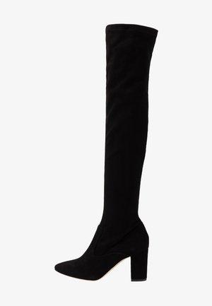ZIRA - Over-the-knee boots - black