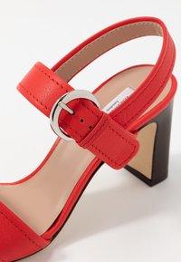 LK Bennett - NATALIE - High heeled sandals - red - 2