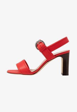 NATALIE - Højhælede sandaletter / Højhælede sandaler - red