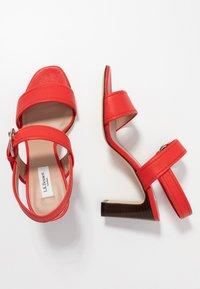 LK Bennett - NATALIE - High heeled sandals - red - 3