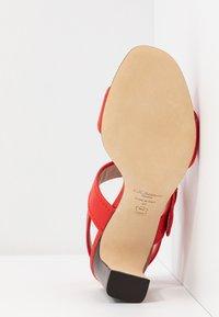LK Bennett - NATALIE - High heeled sandals - red - 6