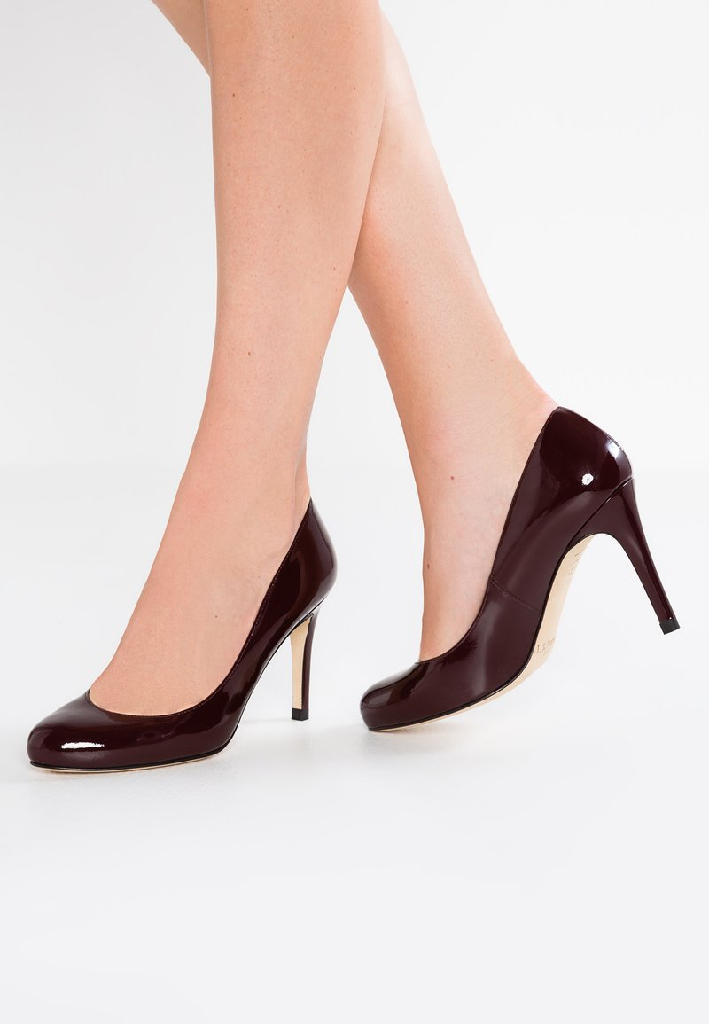 LK Bennett - STILA - High heels - red oxblood