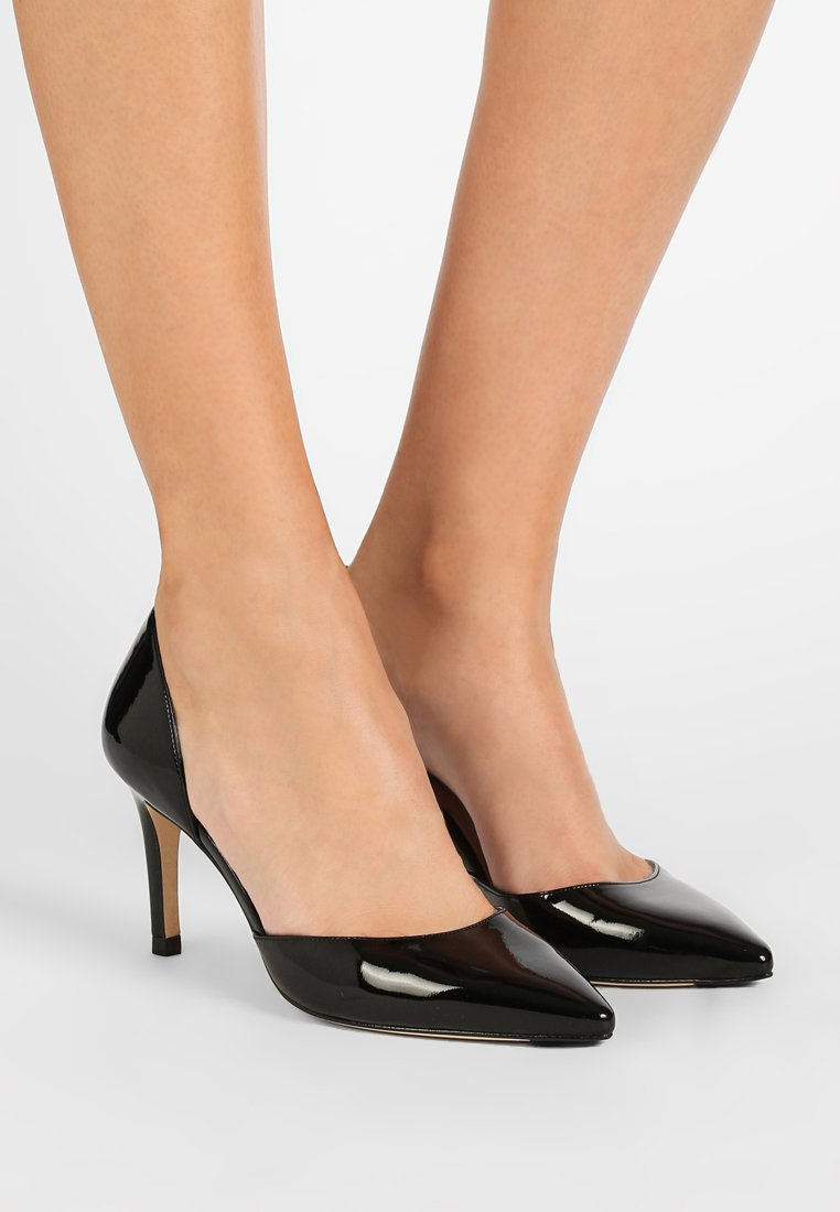 LK Bennett - FLOSSIE  - Classic heels - black