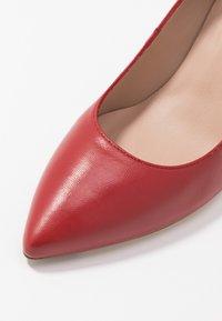 LK Bennett - FLORET - High heels - roca red - 2