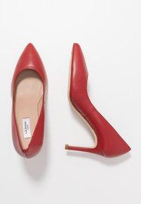 LK Bennett - FLORET - High heels - roca red - 3