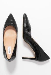 LK Bennett - FLORET - High heels - black - 3