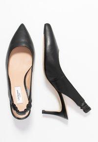 LK Bennett - IRENA - Classic heels - black - 3