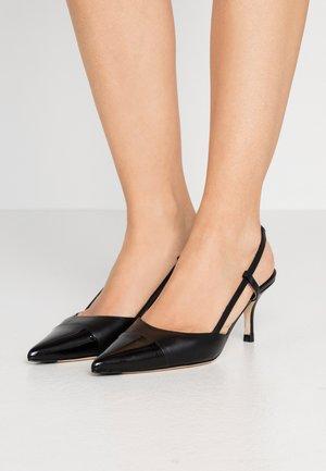 HALLY - Classic heels - black