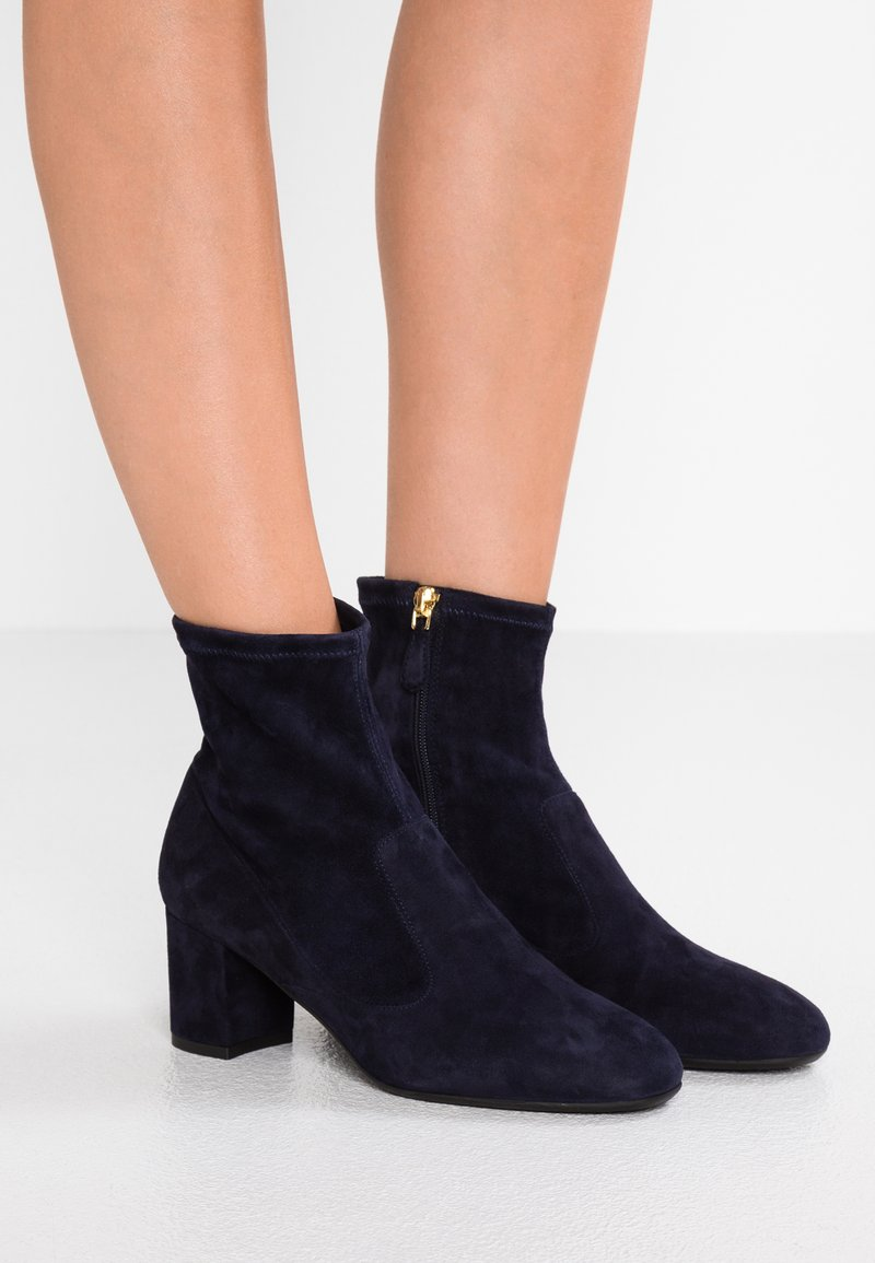 LK Bennett - ALEXIS - Classic ankle boots - navy