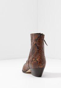 LK Bennett - CHORAL - Ankle boots - mustard - 5