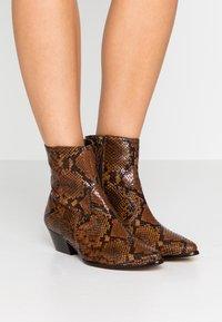 LK Bennett - CHORAL - Ankle boots - mustard - 0