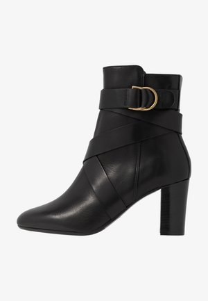 RAYA - Classic ankle boots - black