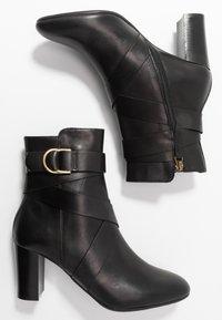 LK Bennett - RAYA - Classic ankle boots - black - 3