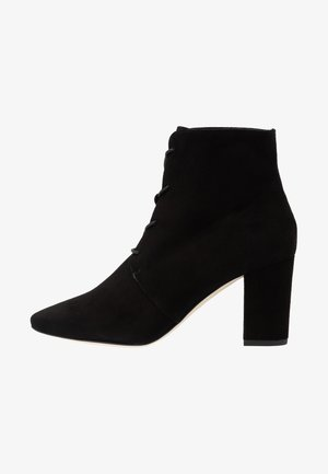 LIRA - Bottines à lacets - black