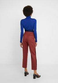 LK Bennett - INGRID - Trousers - orange/pink - 2