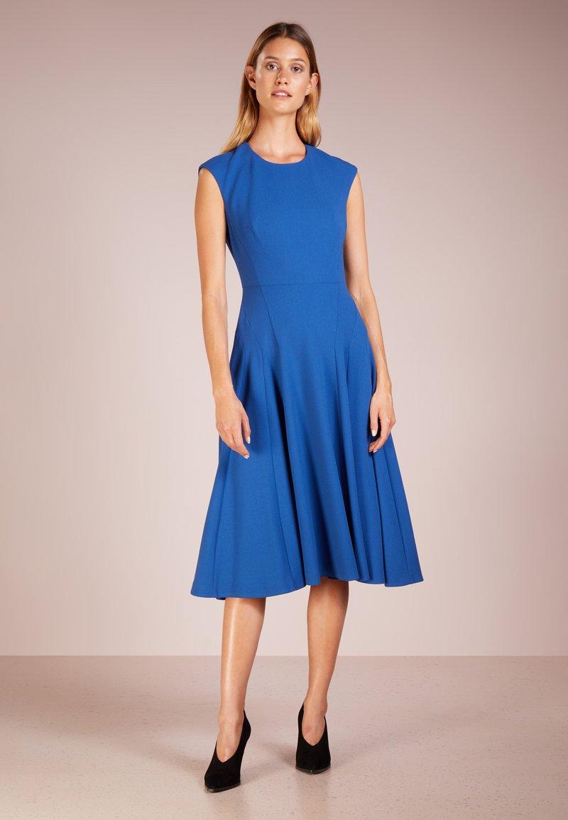 LK Bennett - AYLIN - Sukienka letnia - hockney blue