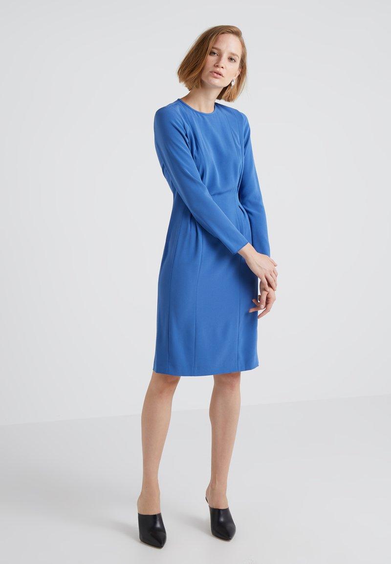 LK Bennett - JESSICA - Shift dress - marble blue