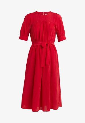 REINA - Sukienka letnia - red