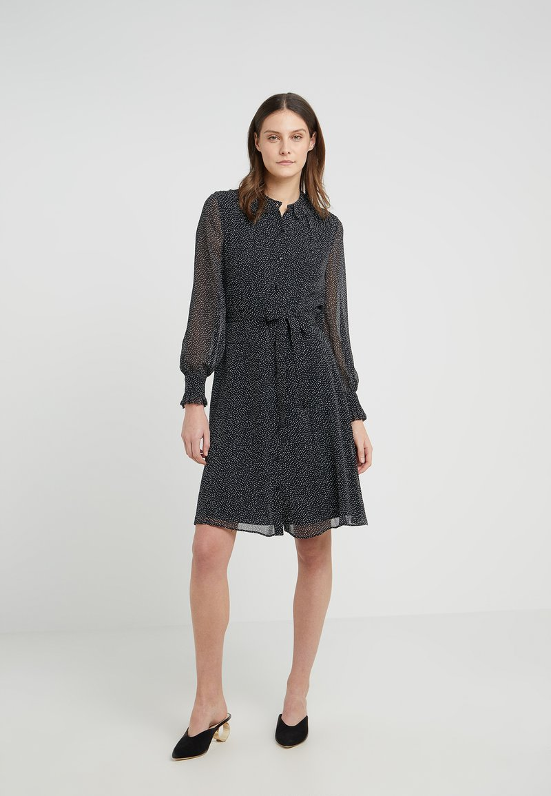 LK Bennett - ELIZA - Shirt dress - navy