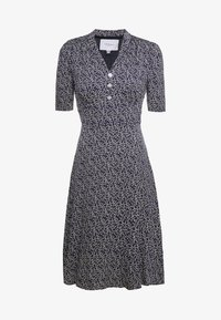 LK Bennett - POESY - Shirt dress - navy - 4