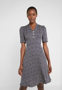 LK Bennett - POESY - Shirt dress - navy - 0