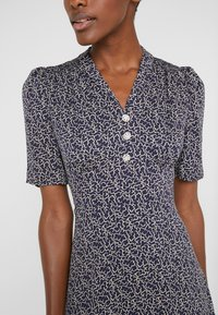 LK Bennett - POESY - Shirt dress - navy - 5