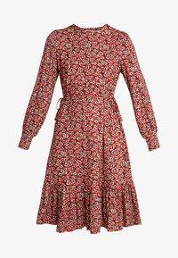 LK Bennett - CARINA - Sukienka letnia - red multi - 4
